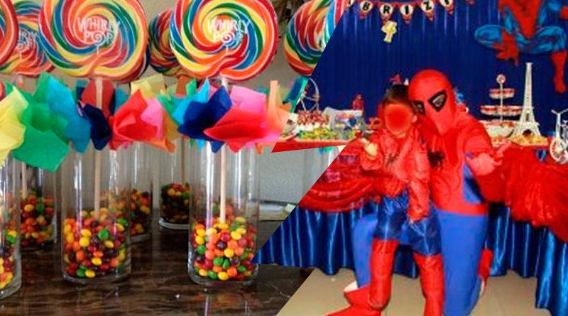 Nuestras fiestas infantiles no son las mejores - ArtesUnidas.com