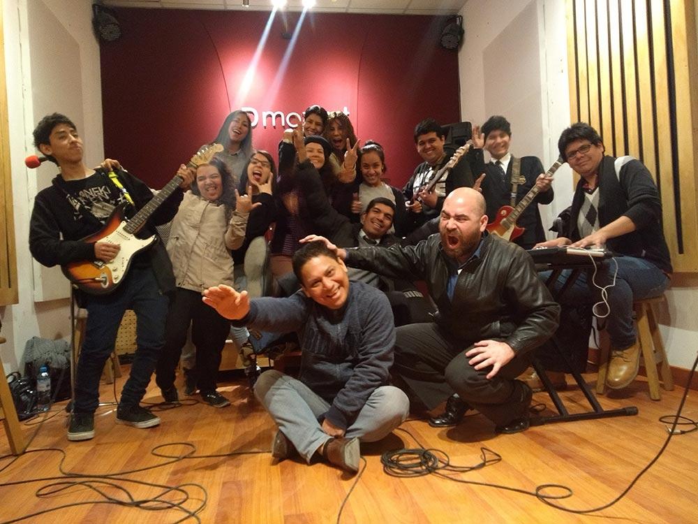 Elenco Teatrum dispuestos a brindar el mejor espectáculo - ArtesUnidas.com