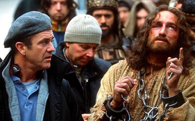 Mel Gibson dirige La Pasión de Cristo - ArtesUnidas.com