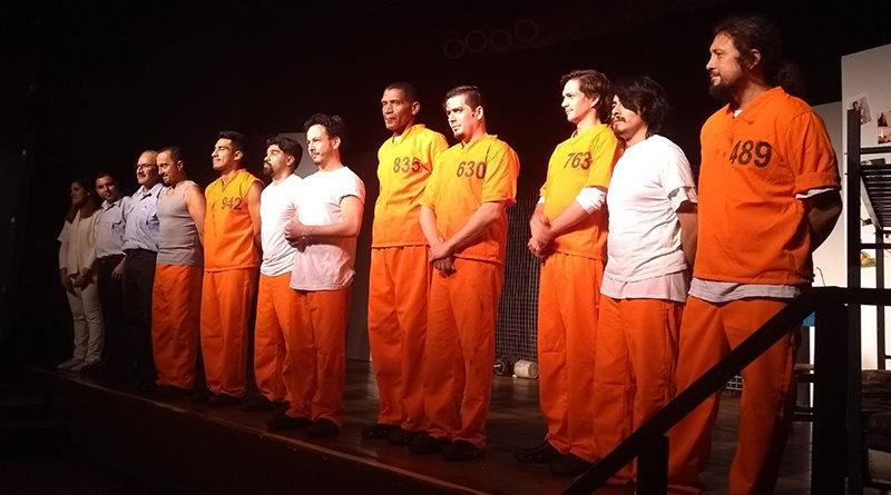Asistimos al estreno de Encarcelados - ArtesUnidas.com