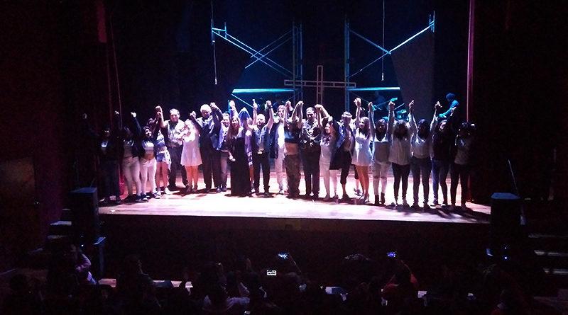 Presentación Ópera Rock Jesucristo Rockstar en Lima - ArtesUnidas.com