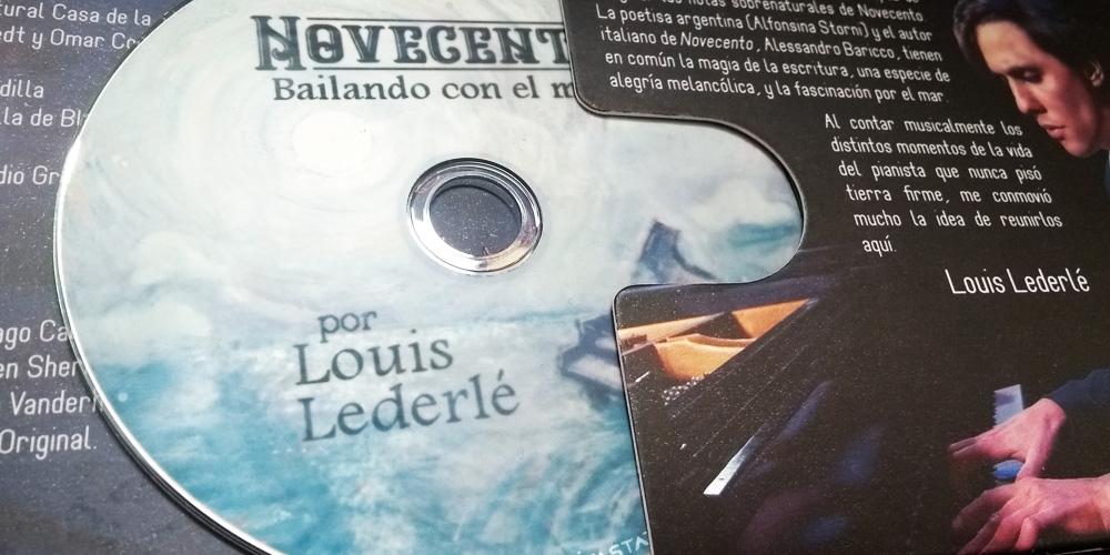 """""""Novecento"""" en la música de Louise Lederlé"""