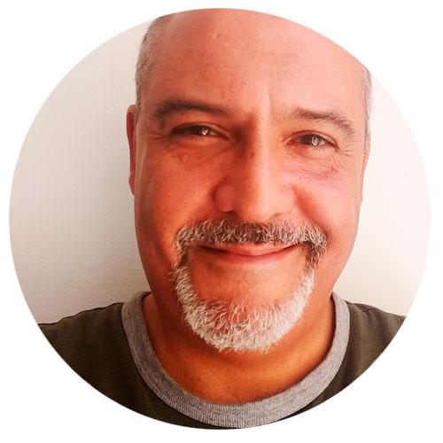Sergio González es Él Tarde - ArtesUnidas.com