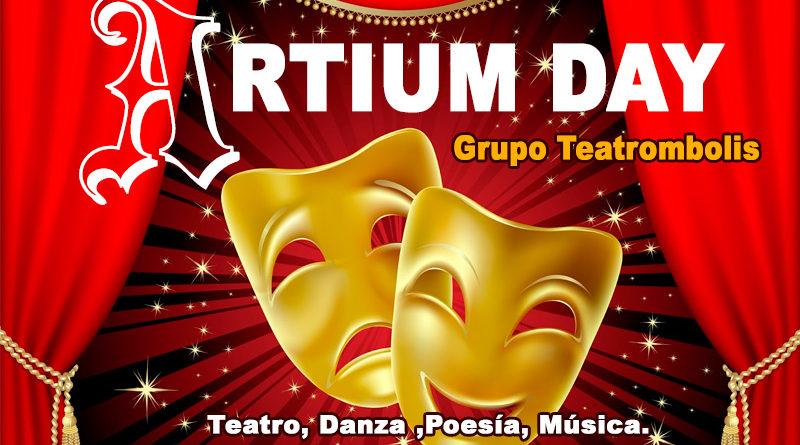 Artium Day Grupo Teatrombolis en Magdalena