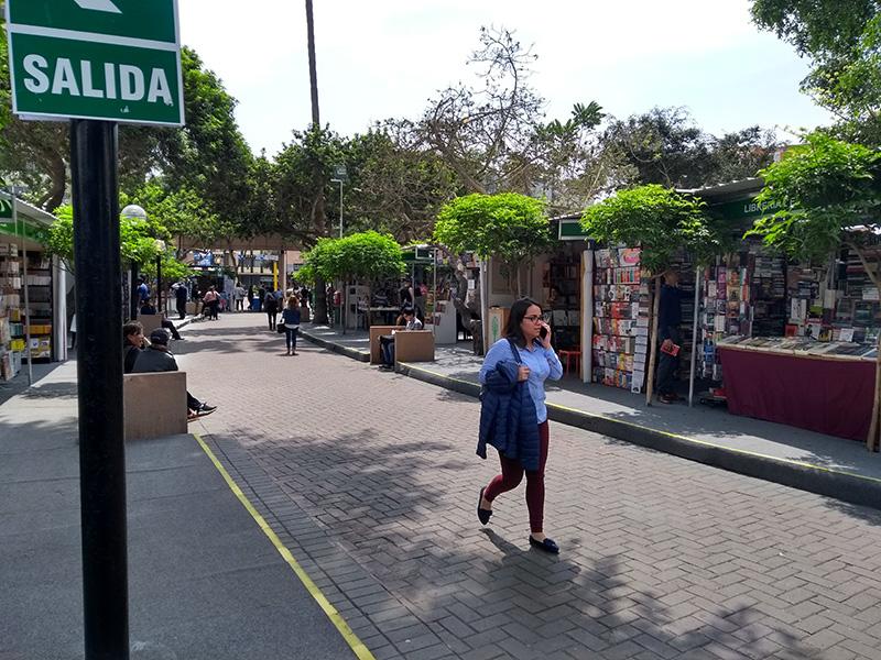 Visitamos la 39 Feria del Libro Ricardo Palma - ArtesUnidas.com