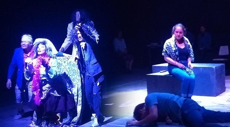 Muestra teatral del Taller Intermedio de la Tribu Escena - Reportaje ArtesUnidas.com