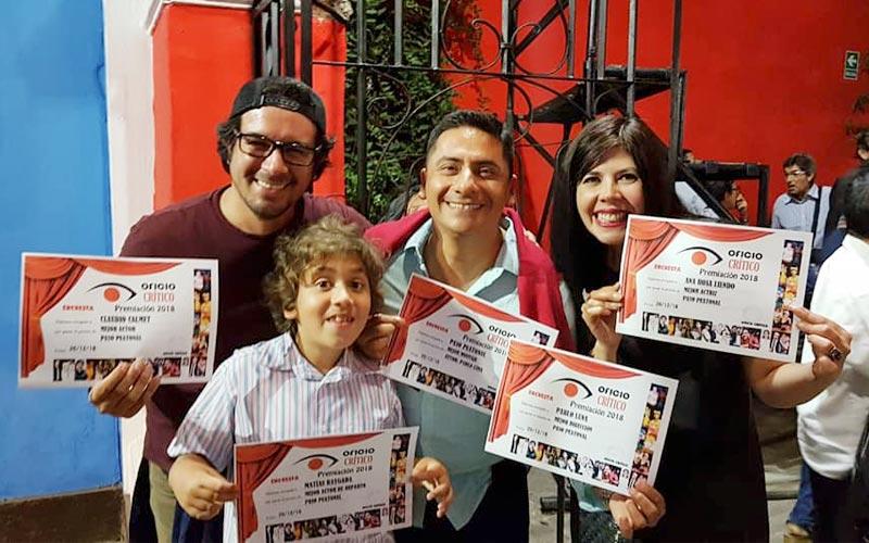 Paso peatonal - Ganadores de Oficio Crítico 2019 - ArtesUnidas.com