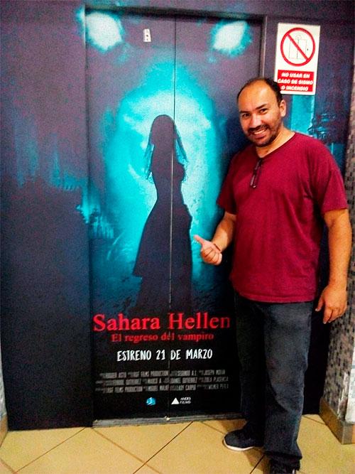 Se acerca el Estreno de Sahara Hellen con Juan Felipe Fernández - ArtesUnidas.com