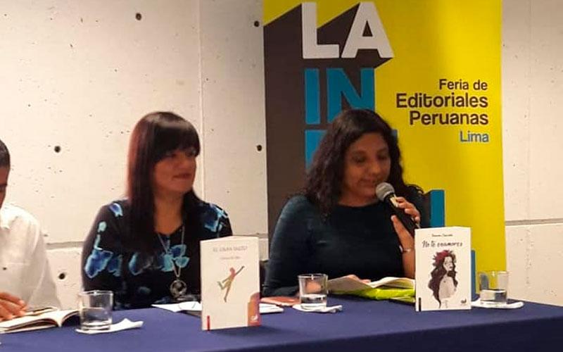 """Vanessa leyendo un poema de su obra """"No te enamores"""" - ArtesUnidas.com"""