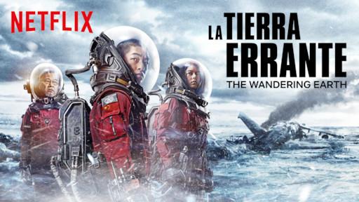 La tierra errante es comprada por Netflix - ArtesUnidas.com