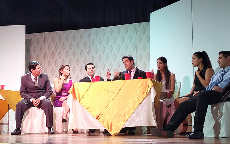 ¡Vamos a ver Fiesta de Promoción de Gianfranco Mejía! - ArtesUnidas.com