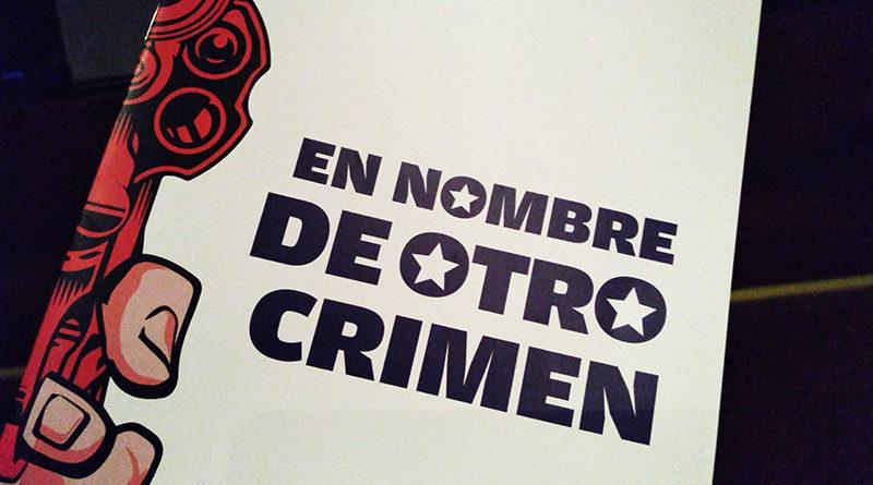 En Nombre de Otro Crimen es una excelente puesta en escena - ArtesUnidas.com