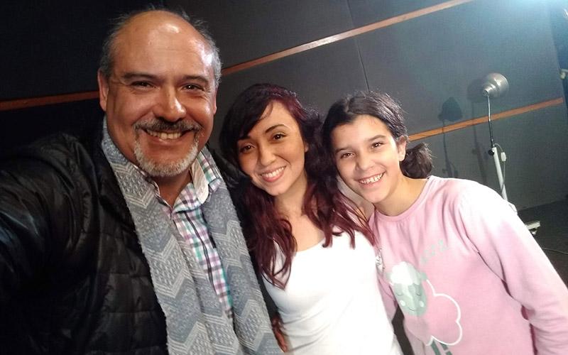 Fuimos a ver Siguiente -  Con Geraldine Diaz Zamora - ArtesUnidas.com
