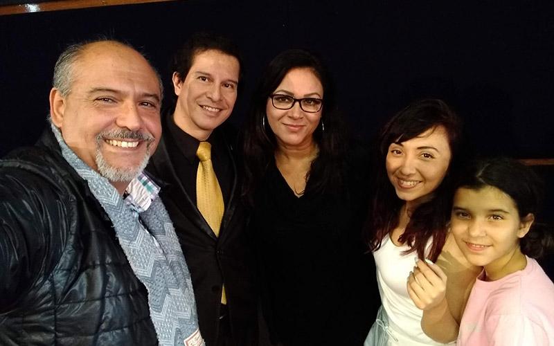 Fuimos a ver Siguiente -  Con Patricia Denegri y Geraldine Diaz Zamora - ArtesUnidas.com