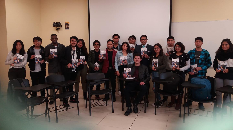 """Presentación del libro """"El Cuarto de Juliana"""" en la Universidad Privada del Norte - ArtesUnidas.com"""