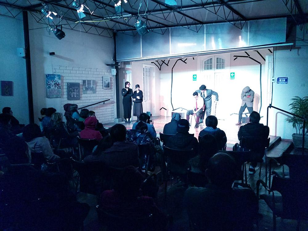 ¡Despertar de Primavera cuenta con una excelente Dirección y actuación! - ¡Vamos al Teatro! - ArtesUnidas.com