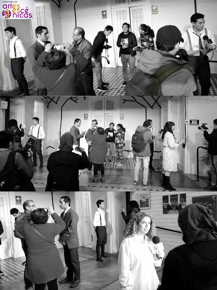 """Entrevistas a actores el día del estreno de """"Despertar de Primavera"""" - ArtesUnidas.com"""