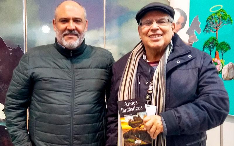 Alfredo Dammert junto a Sergio González - ArtesUnidas.com