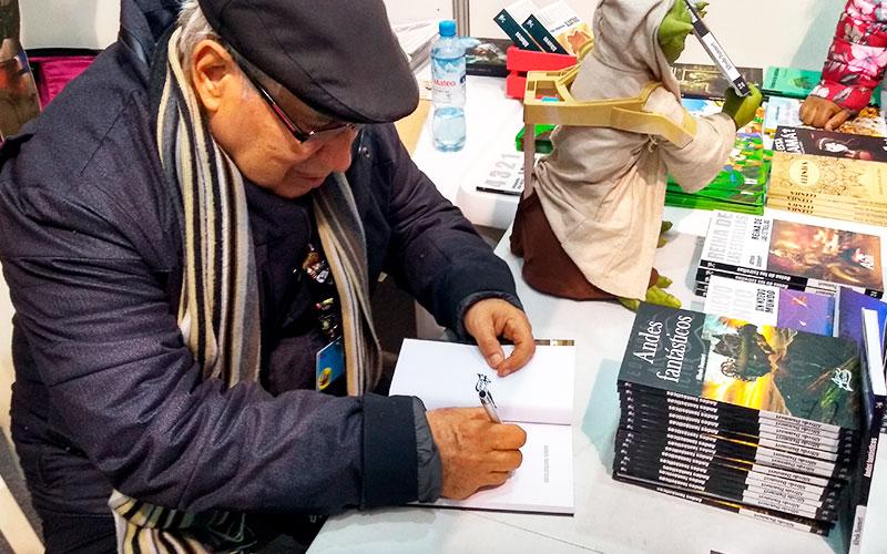 Alfredo Dammert y la Ciencia Ficción desde el Perú - ArtesUnidas.com