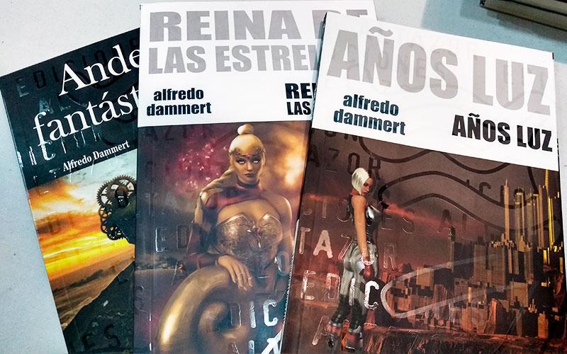 Alfredo Dammert - Libros publicados - 24 Feria del Libro- ArtesUnidas.com