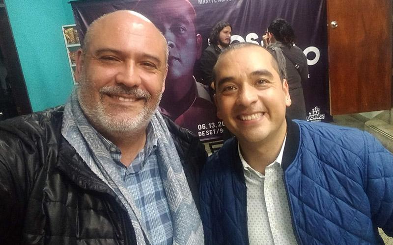 Con José Gómez Actor - ArtesUnidas.com