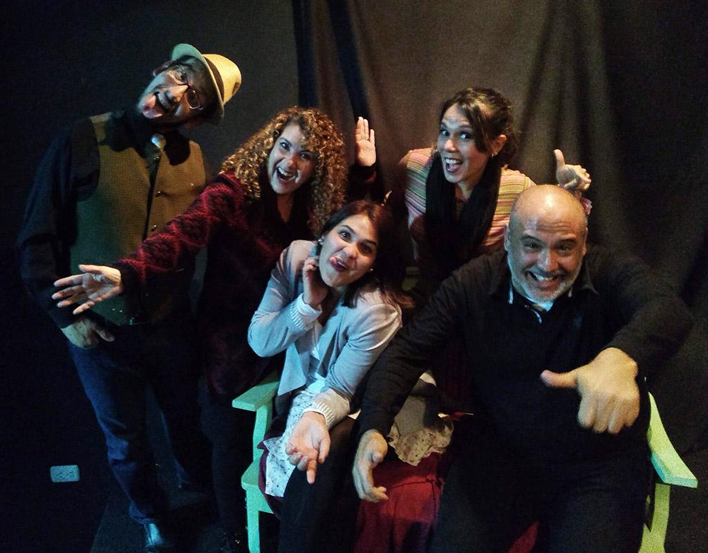Energizados con Enlusmar Urbina y su próximo reto actoral - ArtesUnidas.com