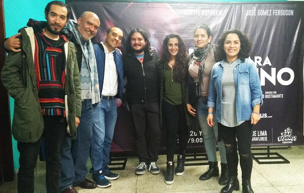 Equipo de Artes Unidas con Elenco Director y Producción - ArtesUnidas.com
