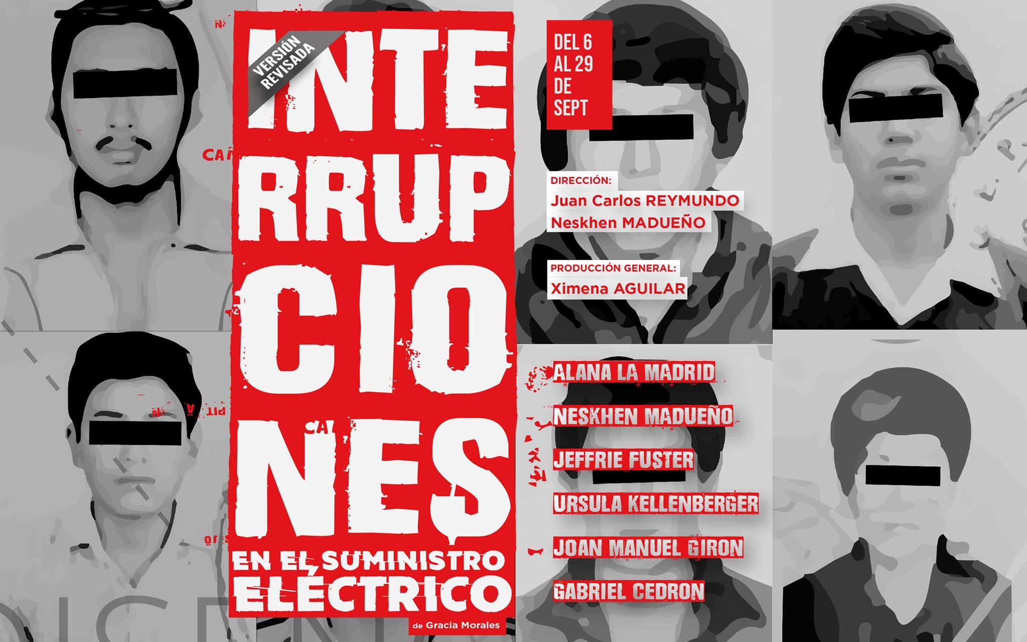 Interrupciones en el Sumistro Eléctrico  - ArtesUnidas.com