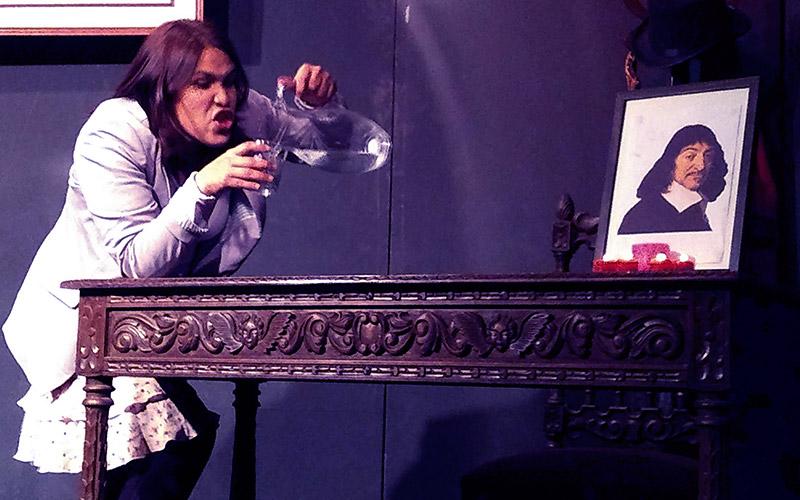 Intensamente Renata Descartada busca en la libertad de ser mujer - ArtesUnidas.com