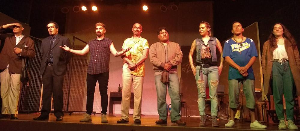 La Obra de teatro Vikingos de Abuelo Producciones cuenta con un excelente elenco de actores - ArtesUnidas.com