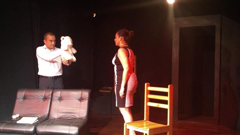Dos para el Camino en el Club de Teatro de Lima - ArtesUnidas.com