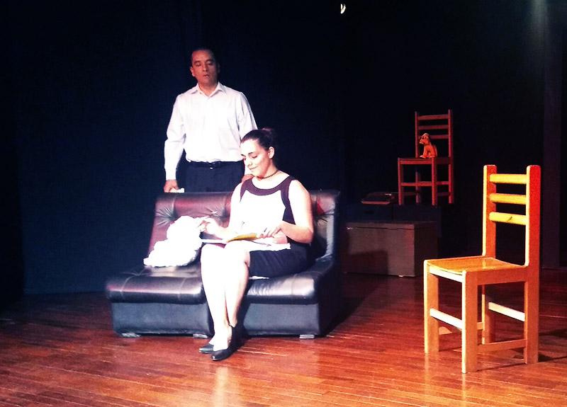 En Dos para el Camino: Maryfé Asparria y José Gomez - Actores de lujo - ArtesUnidas.com