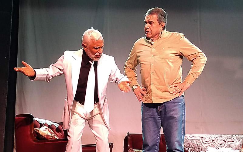 Señoritas a Disgusto en el Teatro Auditorio Miraflores de Viernes a Domingo a las 8 pm - ArtesUnidas.com