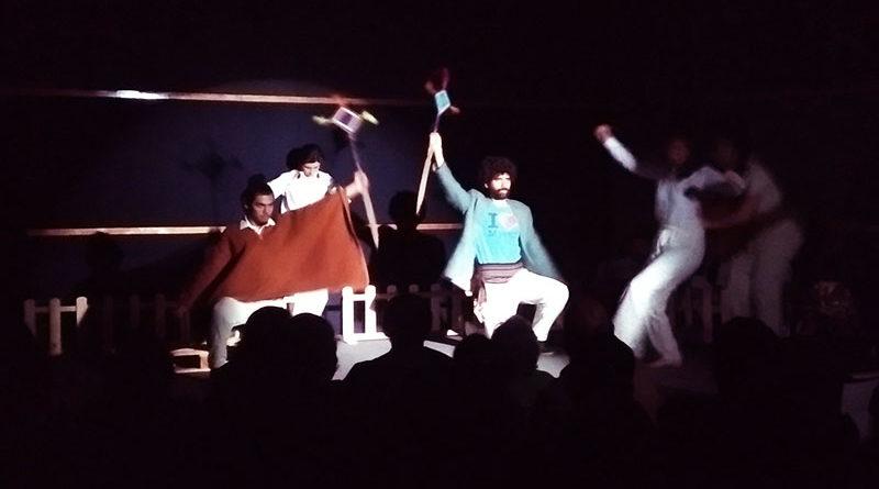 Agua El musical teatro andino peruano - ArtesUnidas.com