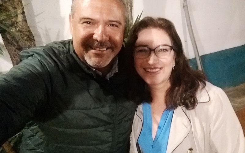 Lilian Nieto y Sergio González - ArtesUnidas.com