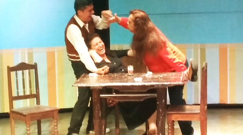 Y ahora ¿Qué hacemos con Jacinto? - Obra de teatro - ArtesUnidas.com