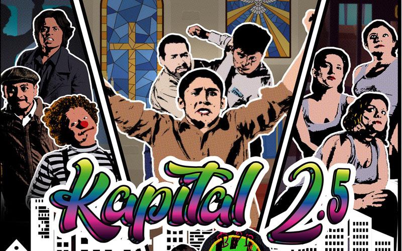 Kapital 2-5 la obra de teatro que nos rebela a todos delante de nosotros mismos - ArtesUnidas.com