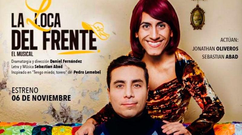 La loca del frente el musical - ArtesUnidas.com