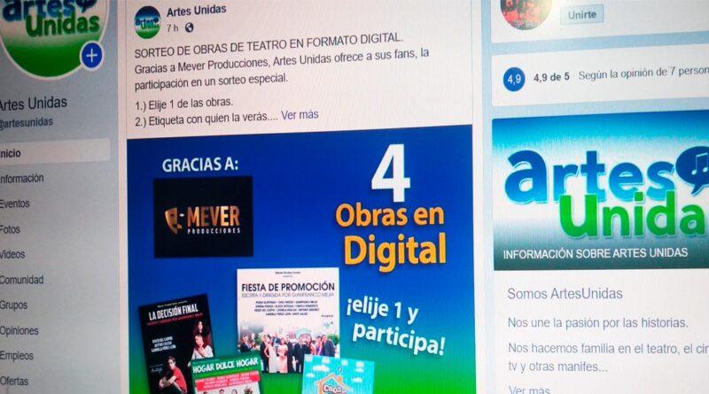 Las obras de teatro digitalizadas de Mever Producciones - ArtesUnidas.com
